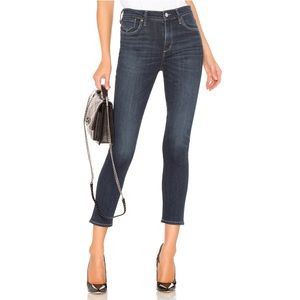 Agolde | Sophie High Rise Skinny Crop Jeans